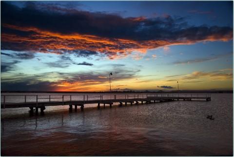 ここからドラマが始まる?美しい桟橋の写真42枚1