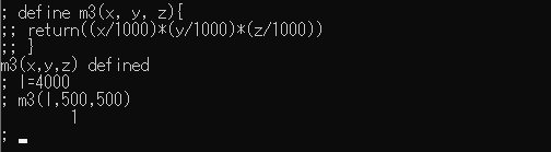 fefine function